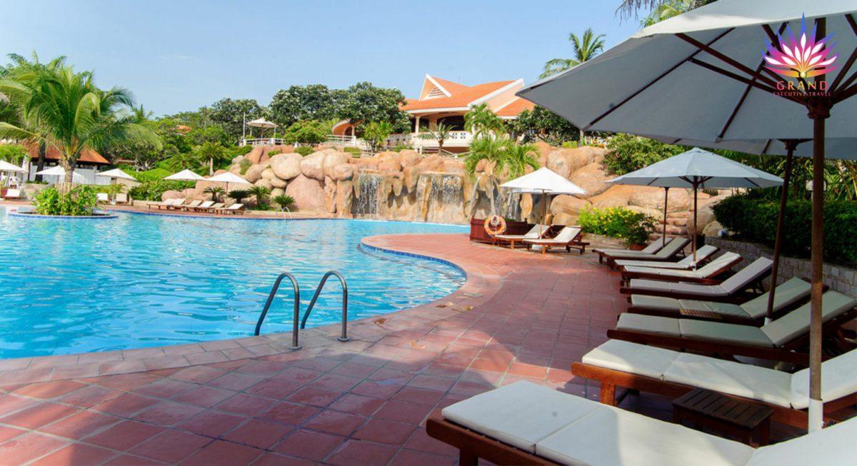 Отель Phu Hai Resort
