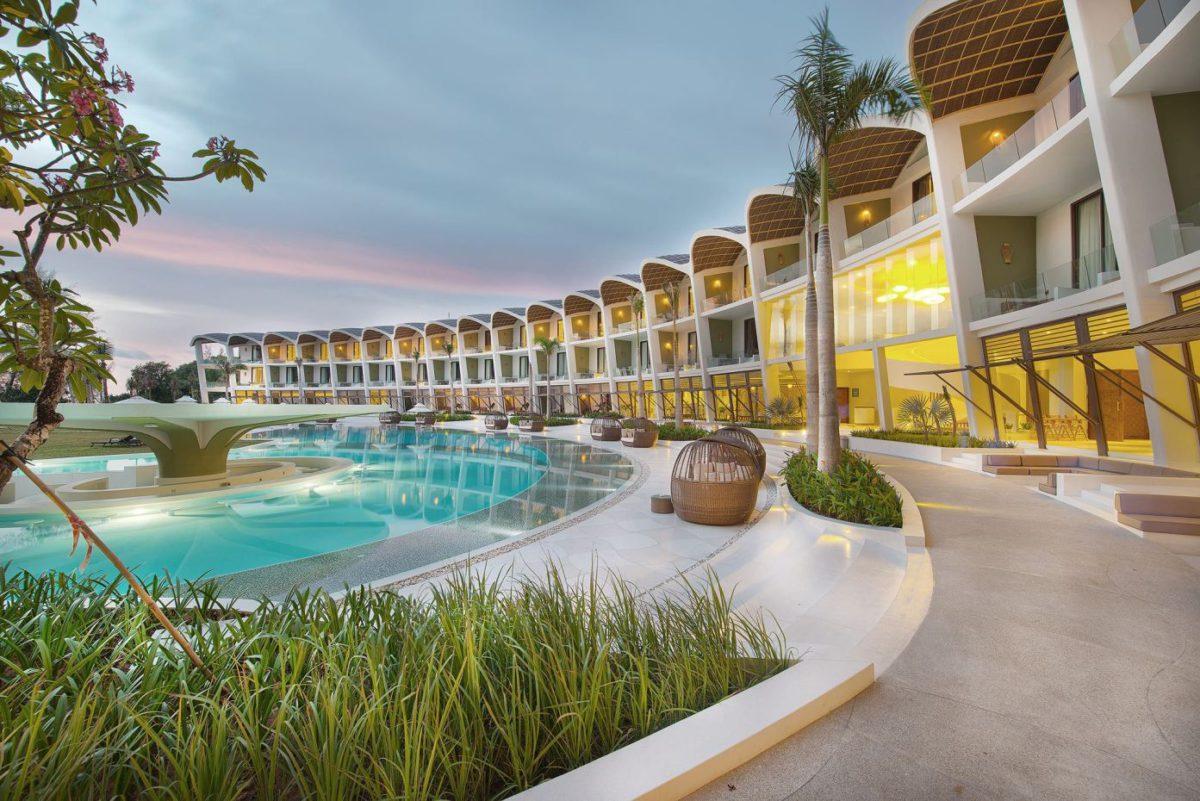 Отель The Shells Resort and Spa Phu Quoc