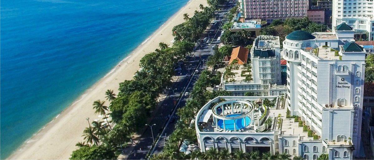 Отель Sunrise Nha Trang Beach Hotel & Spa