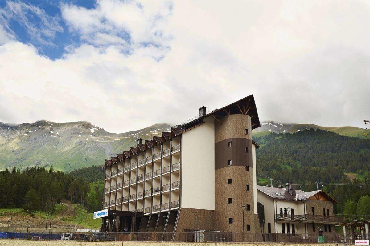 Фото отеля «Романтик»
