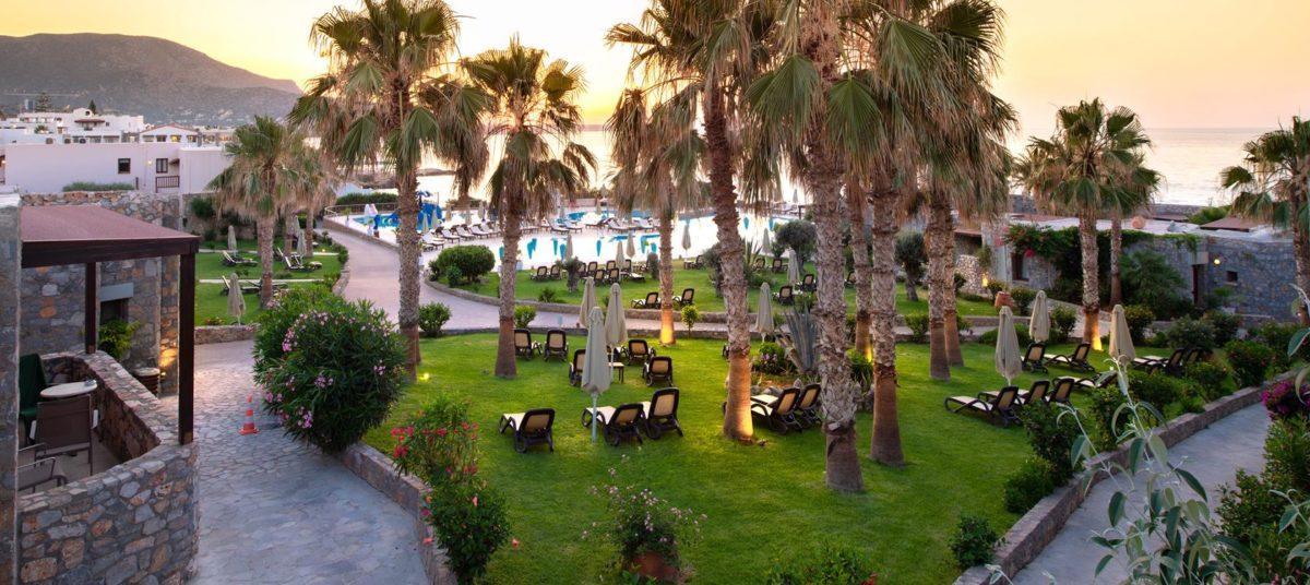 Фото Ikaros Beach, Luxury Resort & Spa 4
