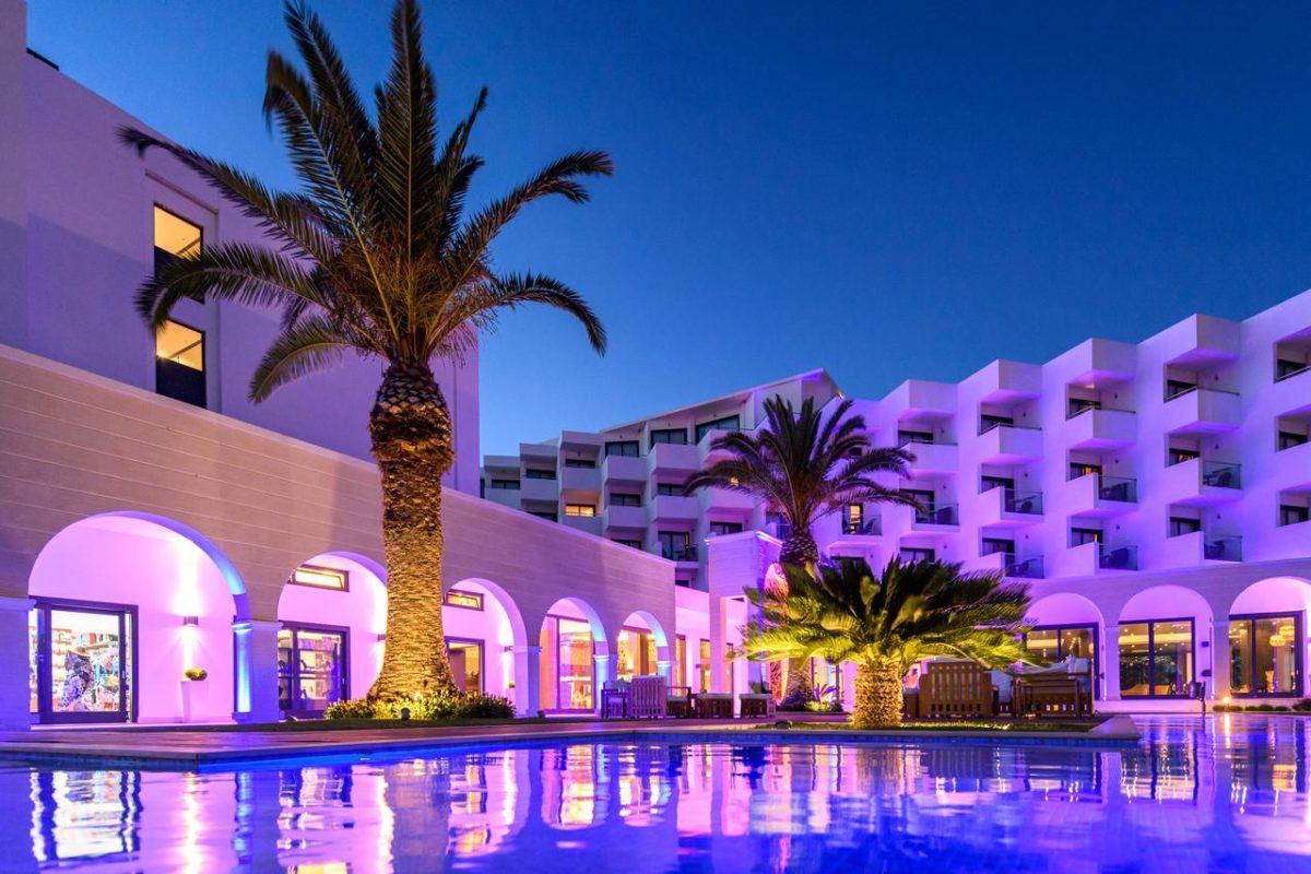 Фото Mitsis Faliraki Beach Hotel & Spa