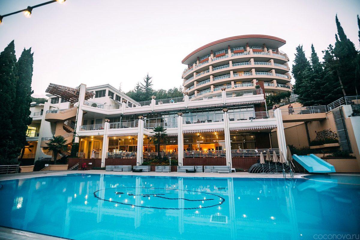 Фото SPA отеля «Море» 4*