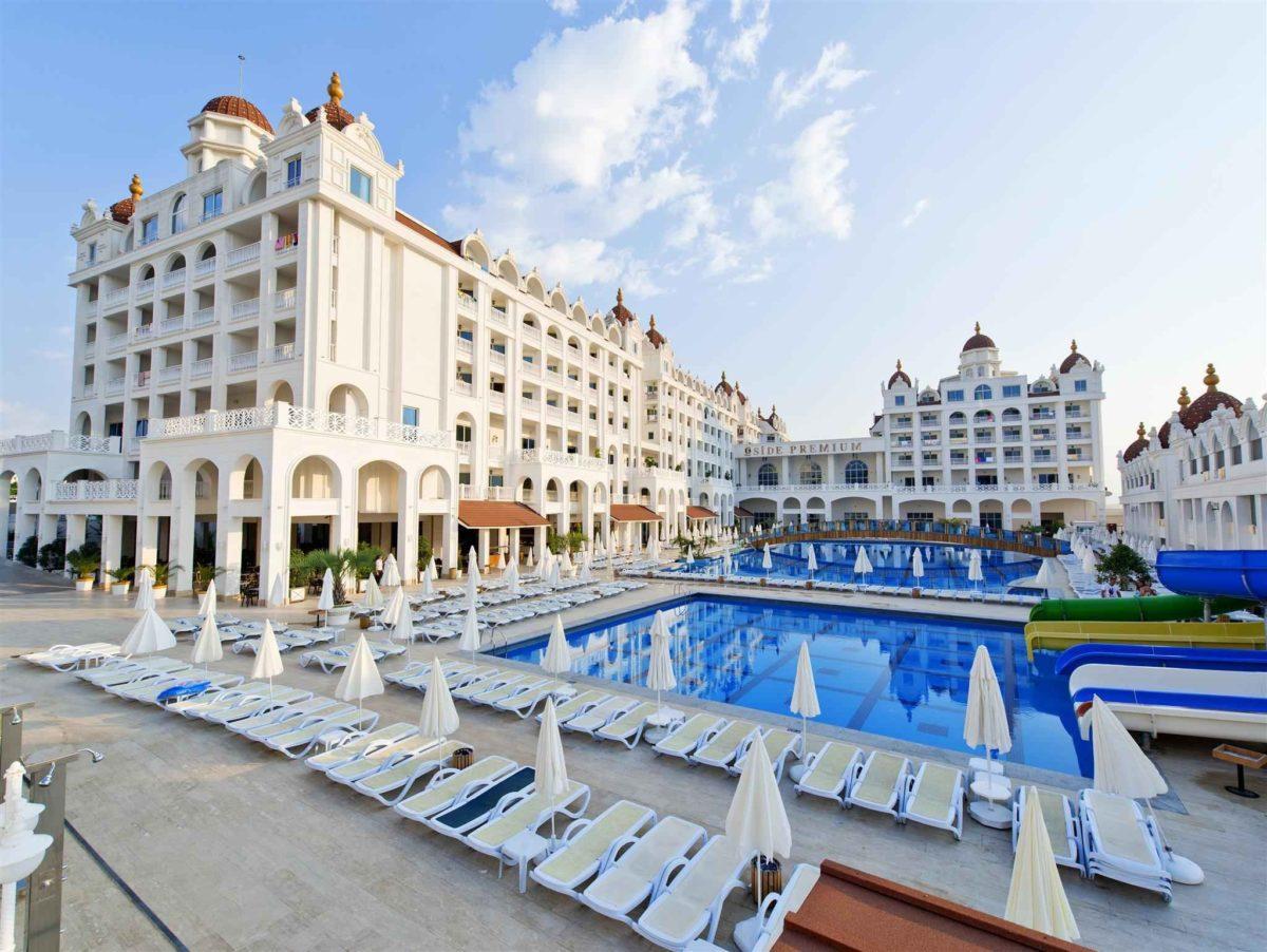 Фото Oz Hotels Side Premium