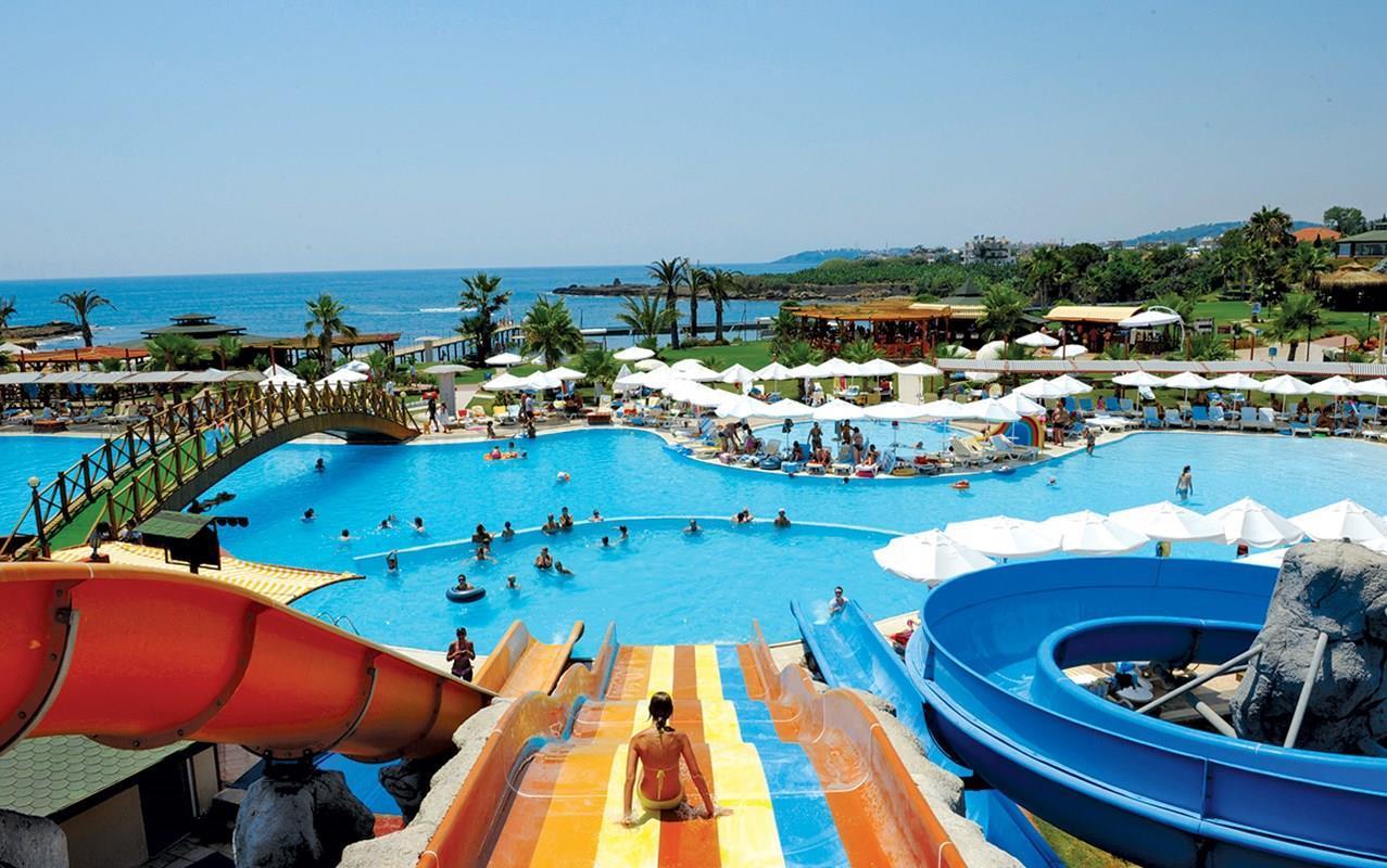 Фото Incekum Beach Resort 5*