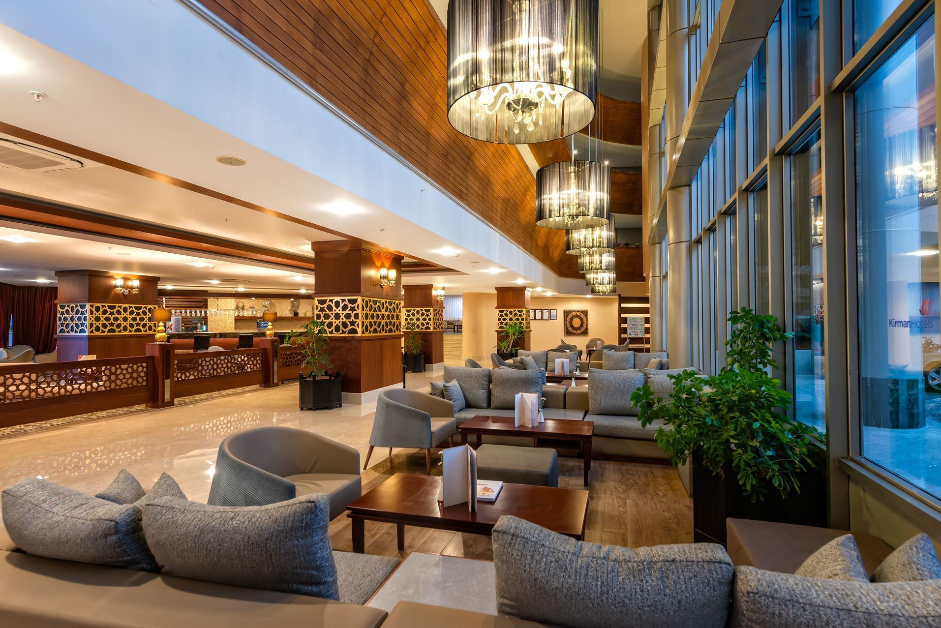 Фото Kirman Hotels Arycanda De Luxe 5*