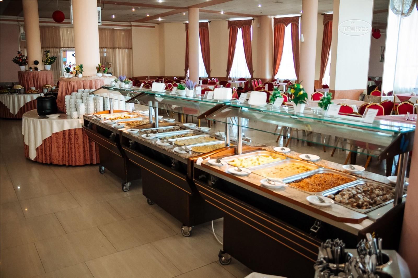 Фото еды в санатории