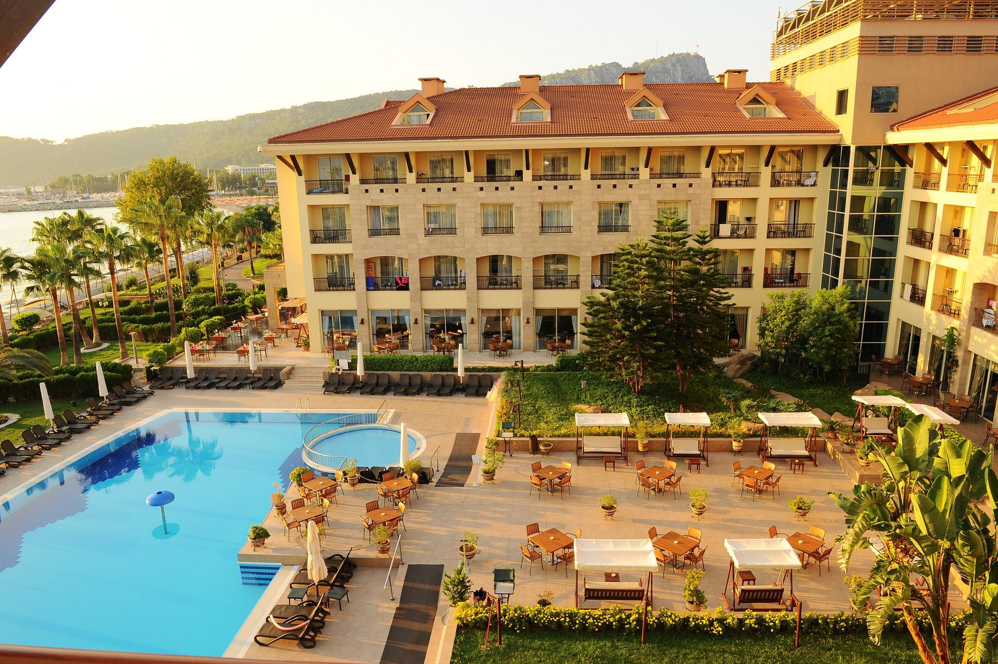 Фото Fame Residence Kemer Hotel & SPA 5*