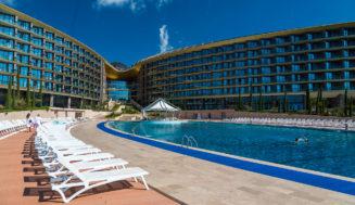 Лучшие отели в Крыму на берегу моря