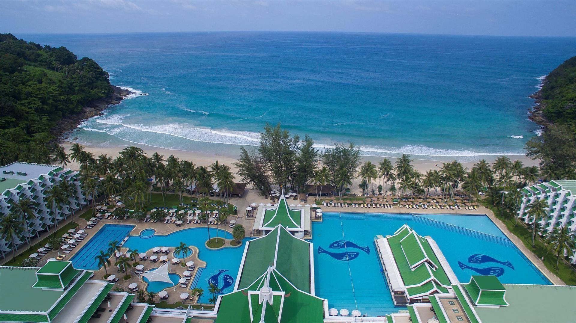 Фото Le Meridien Phuket Beach Resort 5*