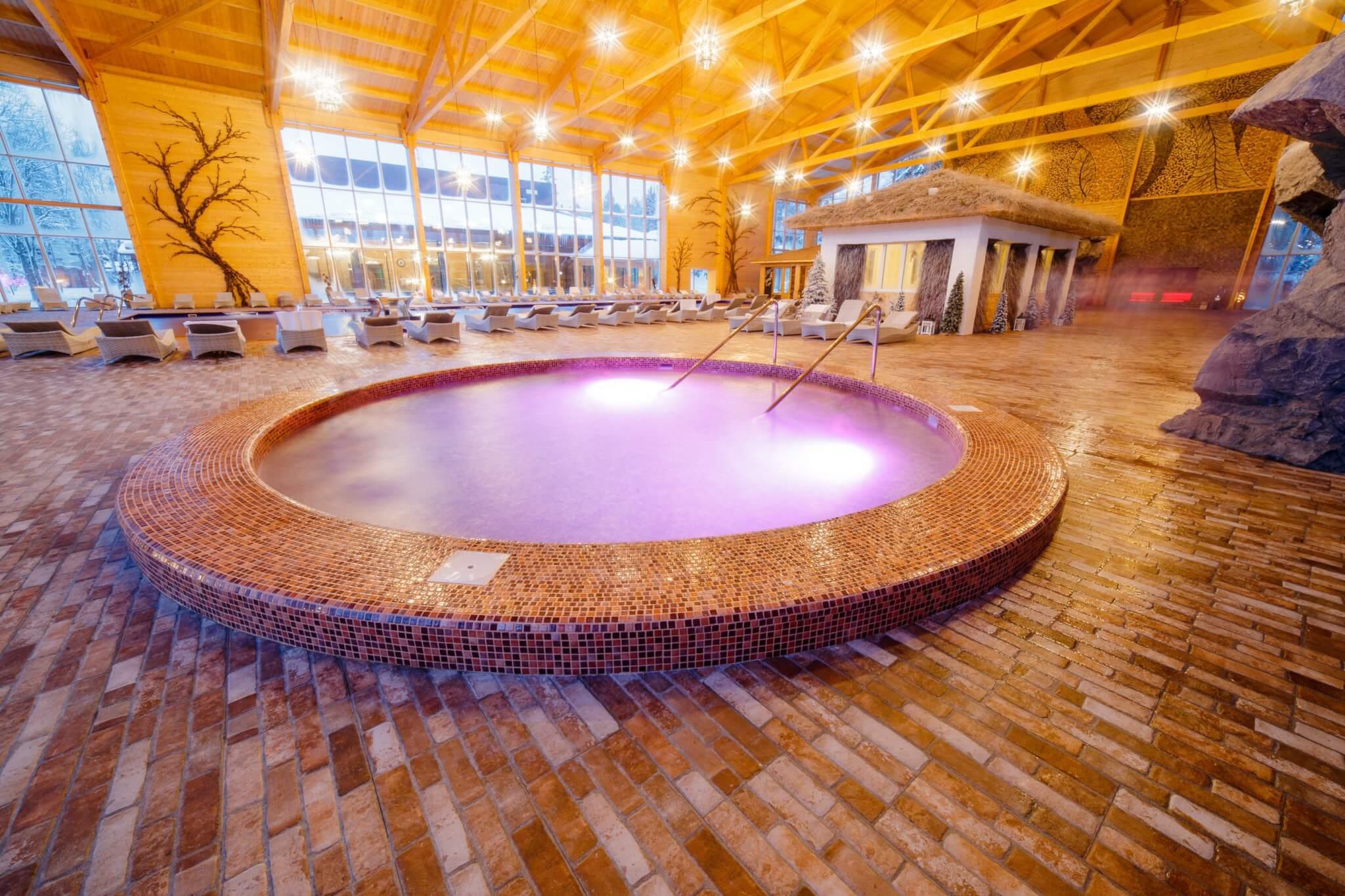 Фото СПА в парк-отель Солнечный