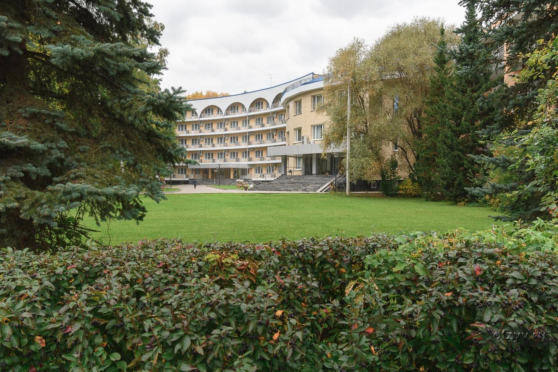 Фото парк-отеля Воздвиженское
