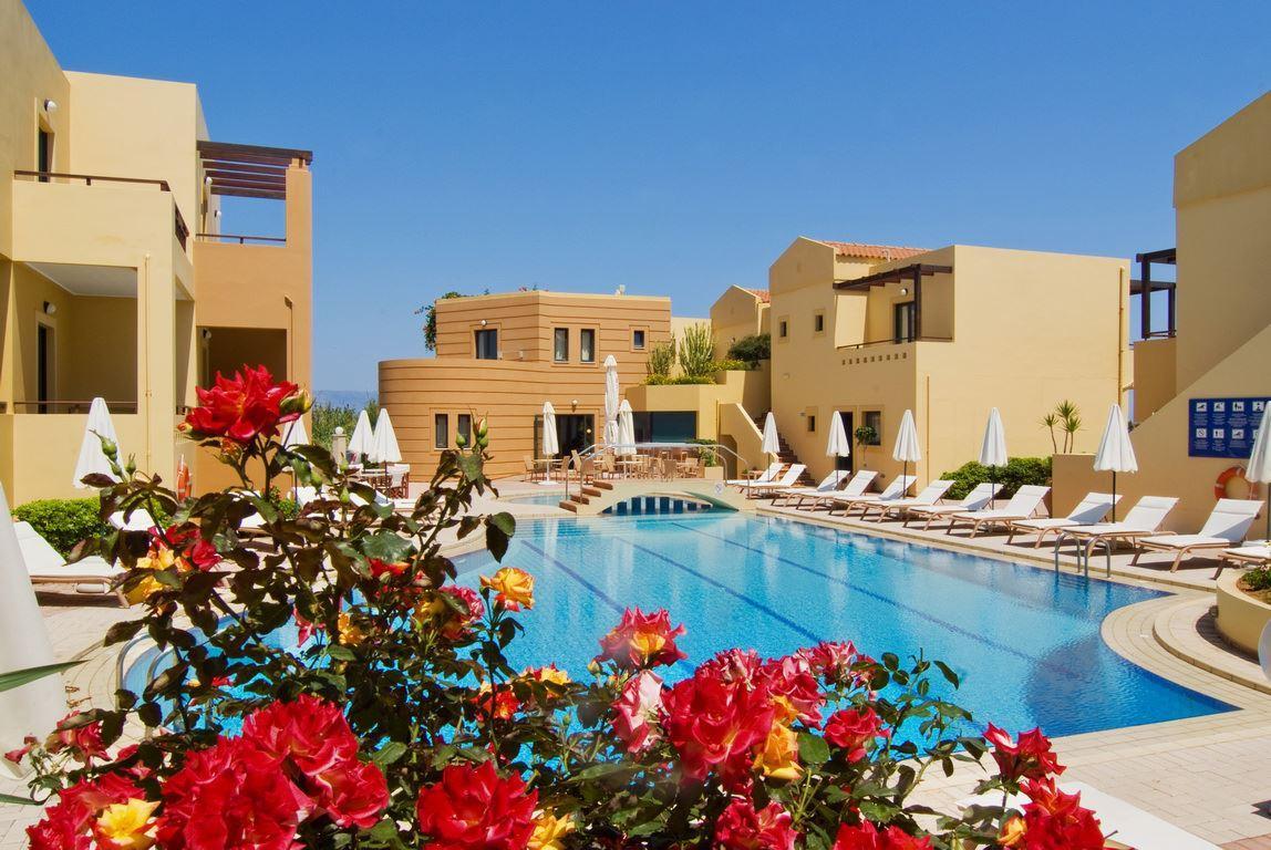 Фото Silver Beach Hotel & Apartments – All inclusive 4*