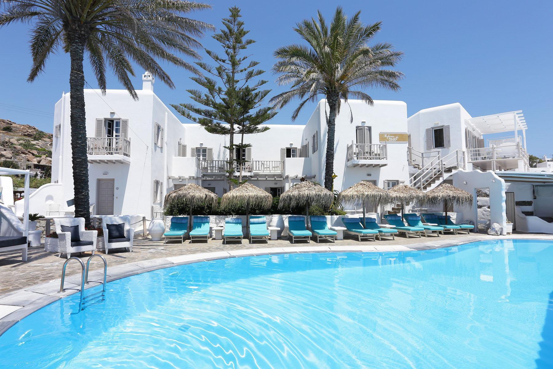 Фото отелей в Греции