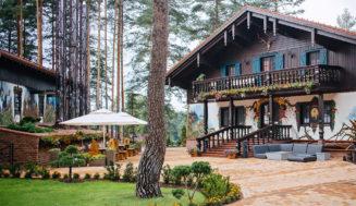 Лучшие отели Белоруссии