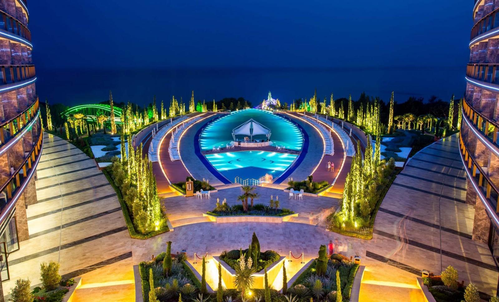 Фото отеля в Крыму
