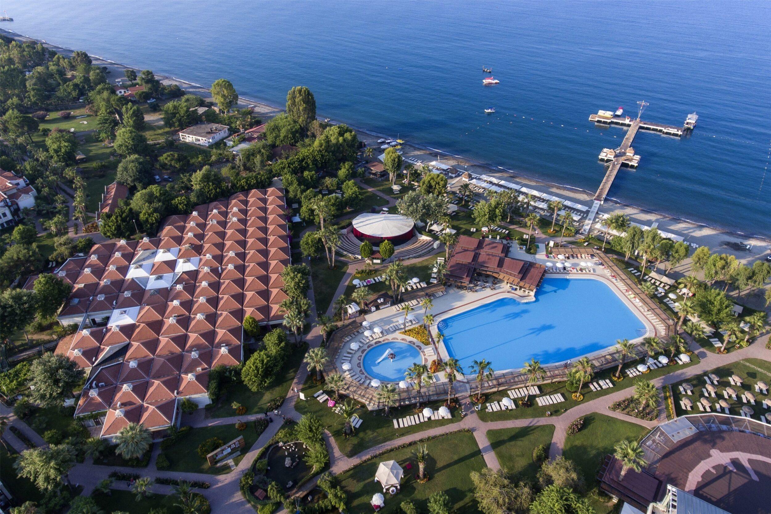 Свободный отель Клаб Туана Фетхие Ол Инклюзив