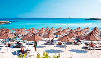 Лучшие пляжи Кипра с отелями