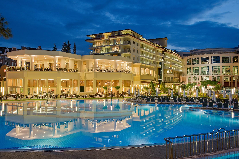 Лучшие отели Кемера