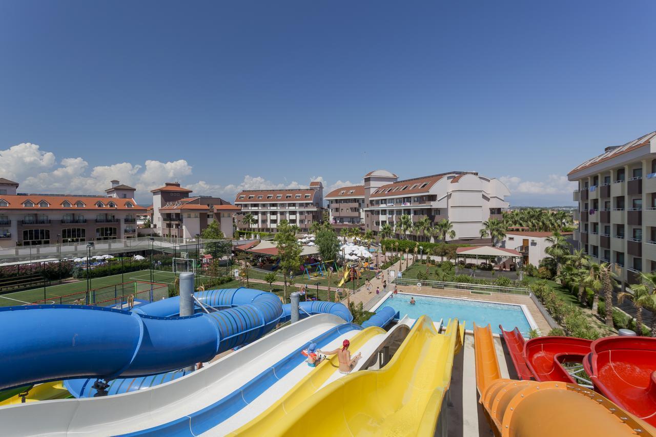 Развлечения в отеле PrimaSol Hane Family Resort 4*