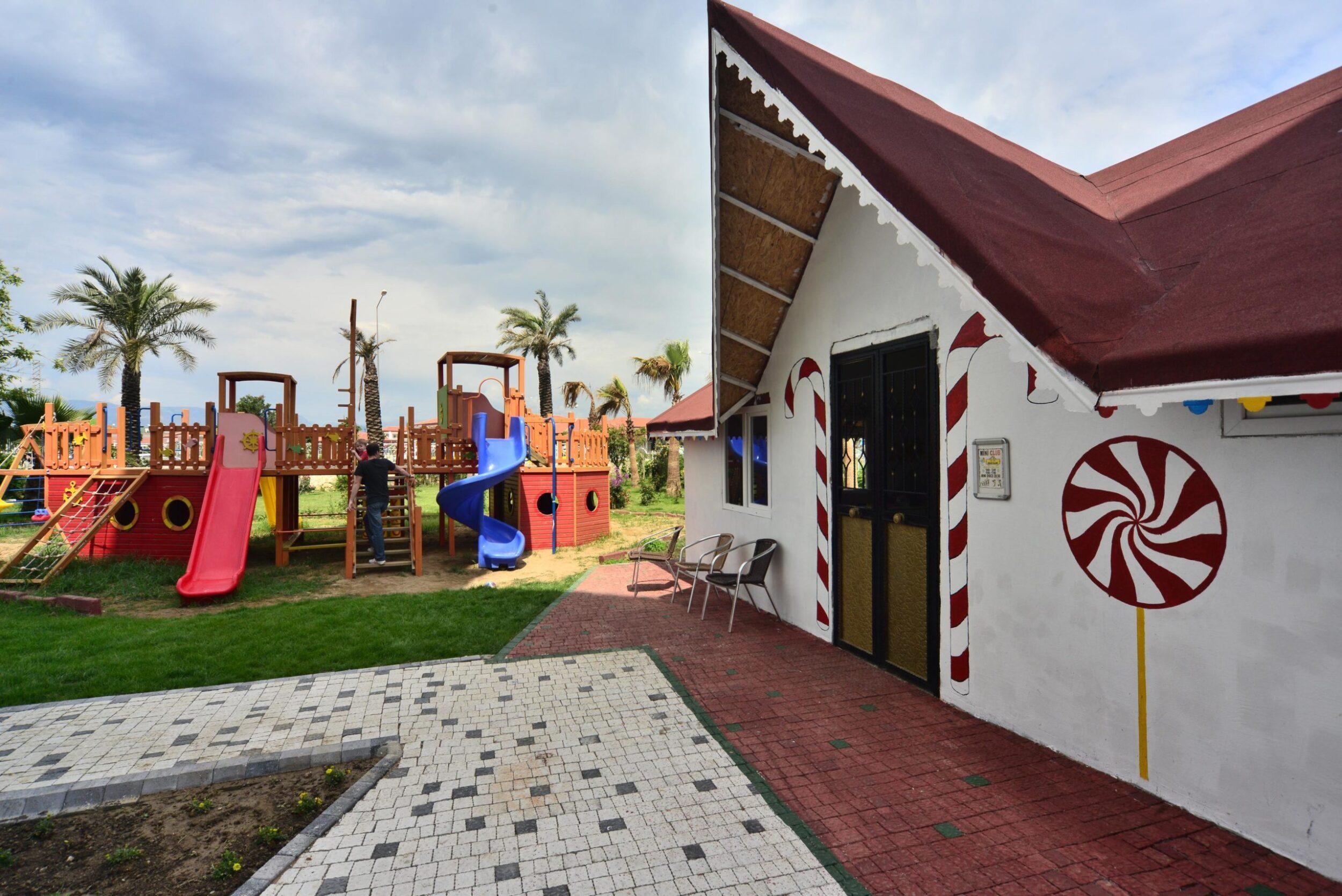 Развлечения отеля PrimaSol Hane Family Resort 4*