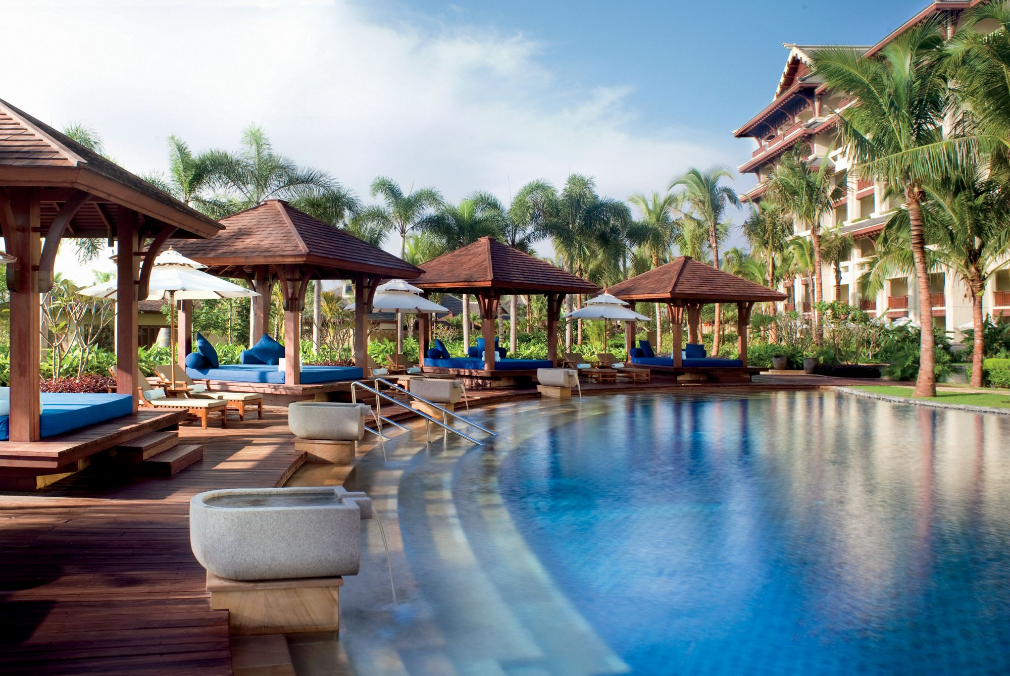 Обзор отеля THE RITZ-CARLTON SANYA, YALONG BAY