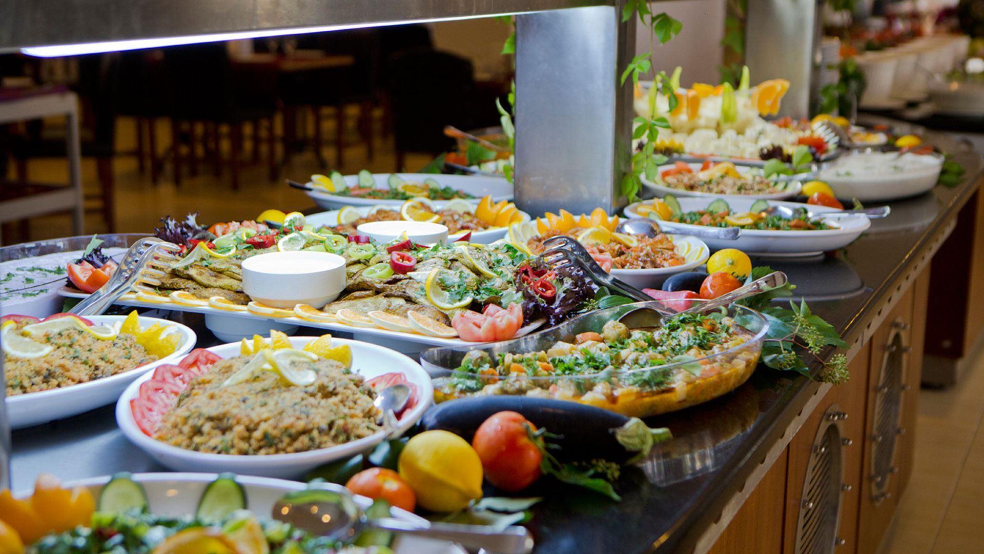 Питание в отеле Larissa Beach Club 4*
