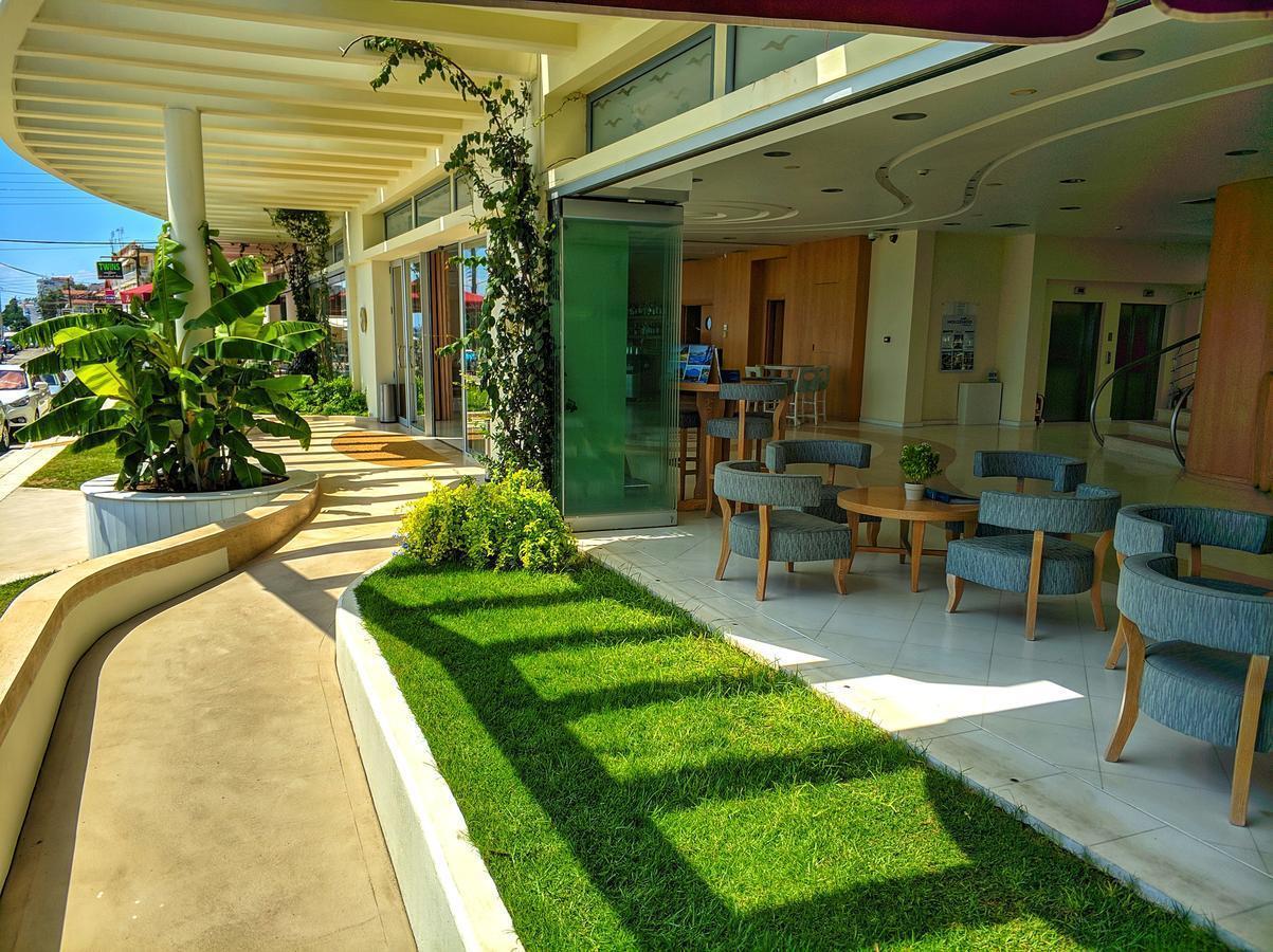 Фото Aegean Blue Beach Hotel