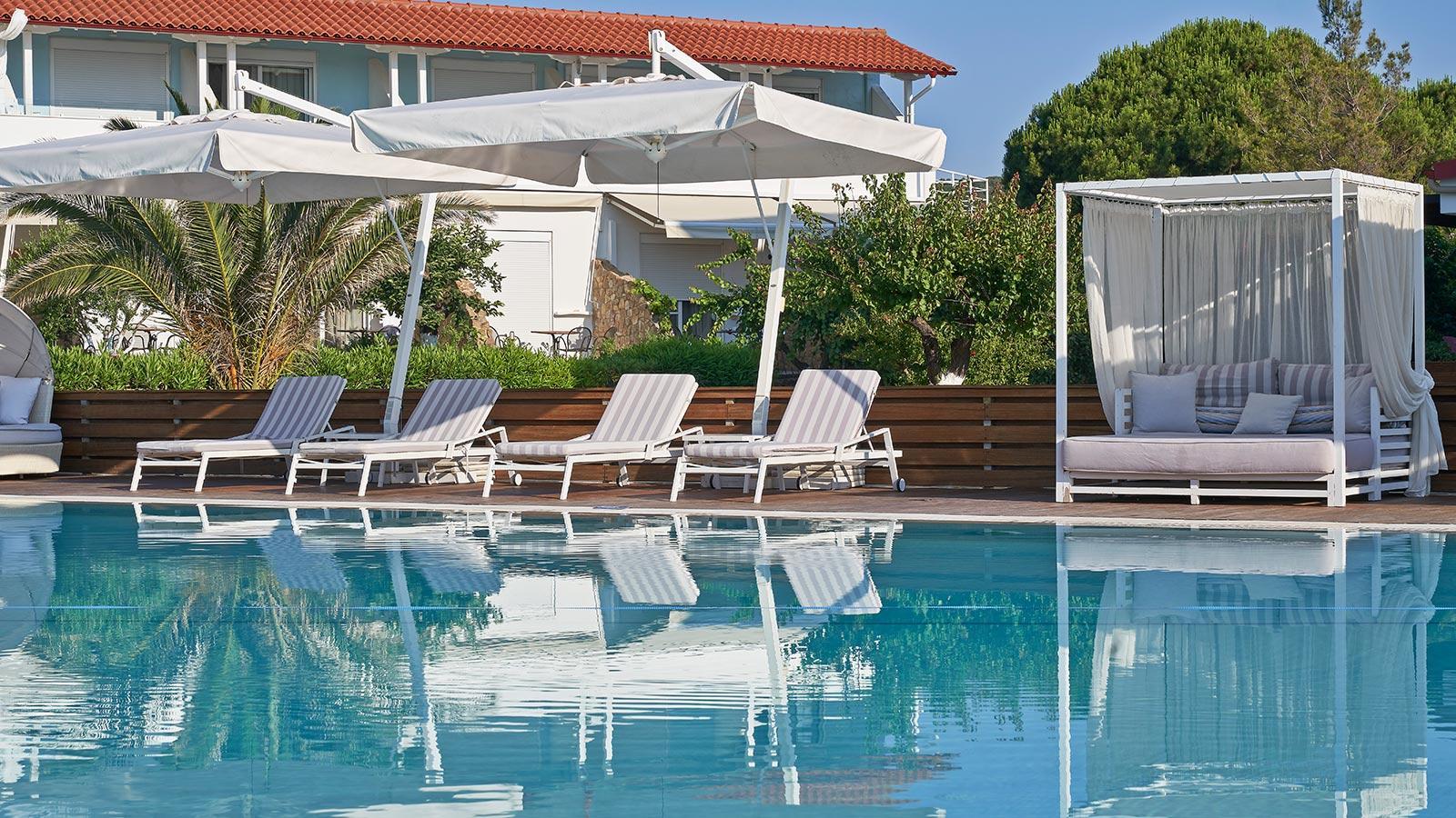 Фото Antigoni Beach Resort