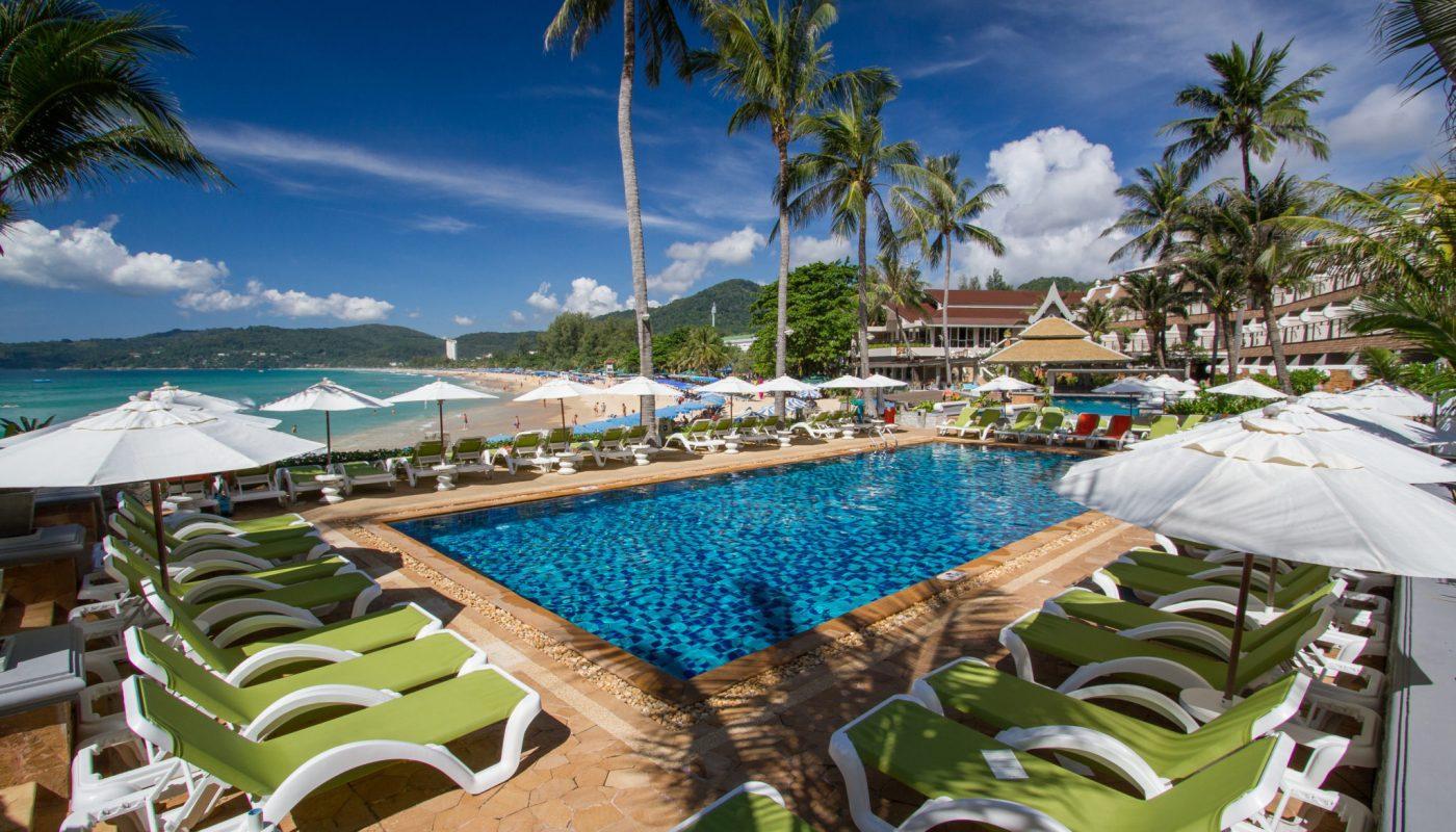 Фото территории Beyond Resort Karon