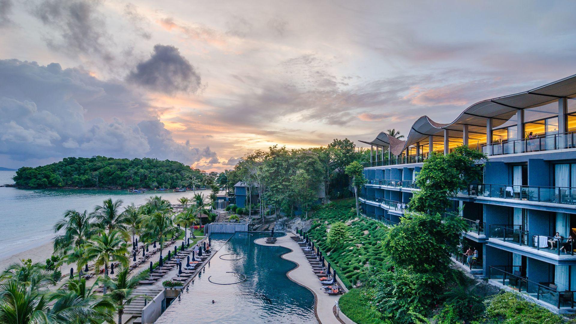 Фото Beyond Resort Krabi