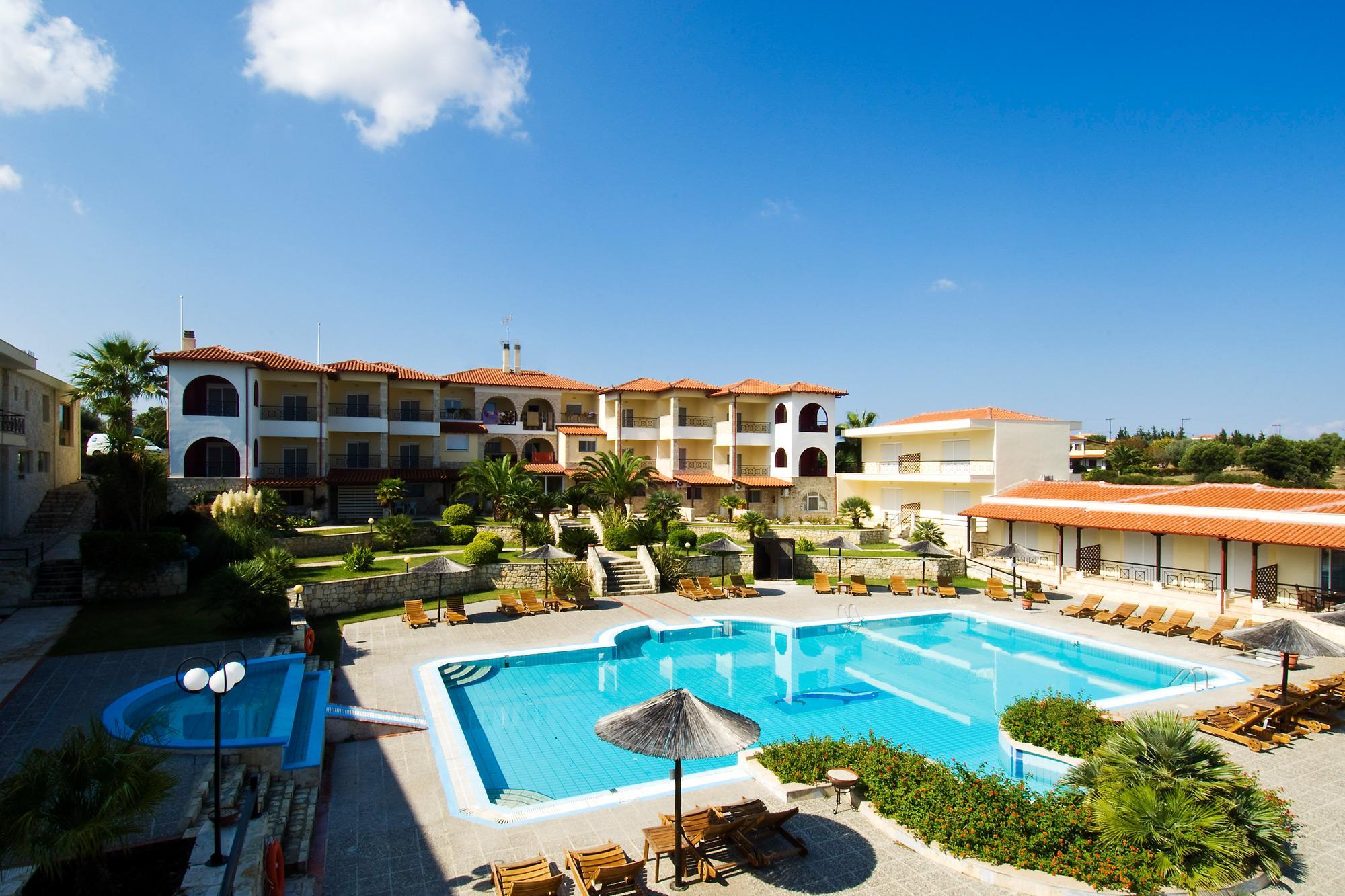 Фото Blue Bay Hotel Kassandra