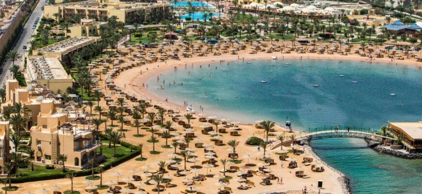 Курорт Египта летом