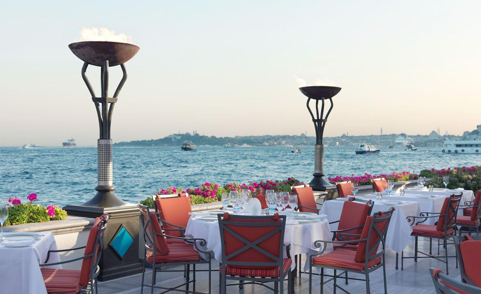 Фото ресторана в Four Seasons at the Bosphorus