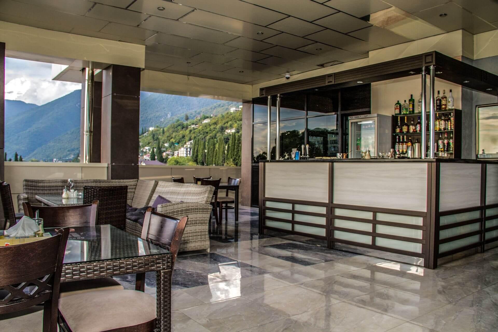 Фото отеля Абхазия