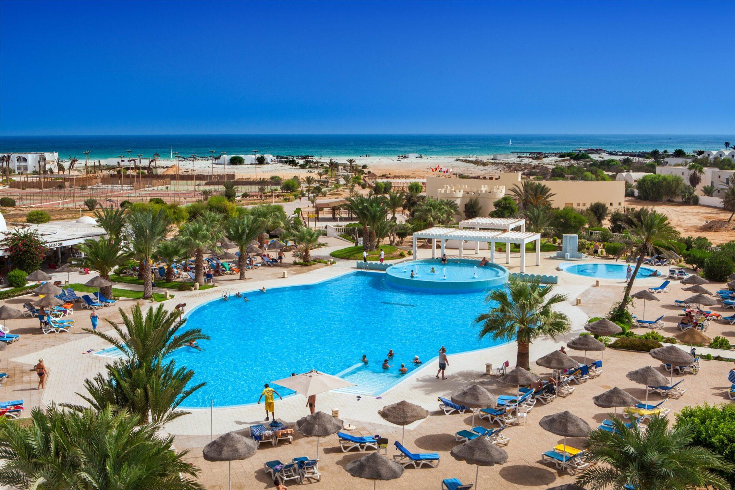 Тунис Палаис