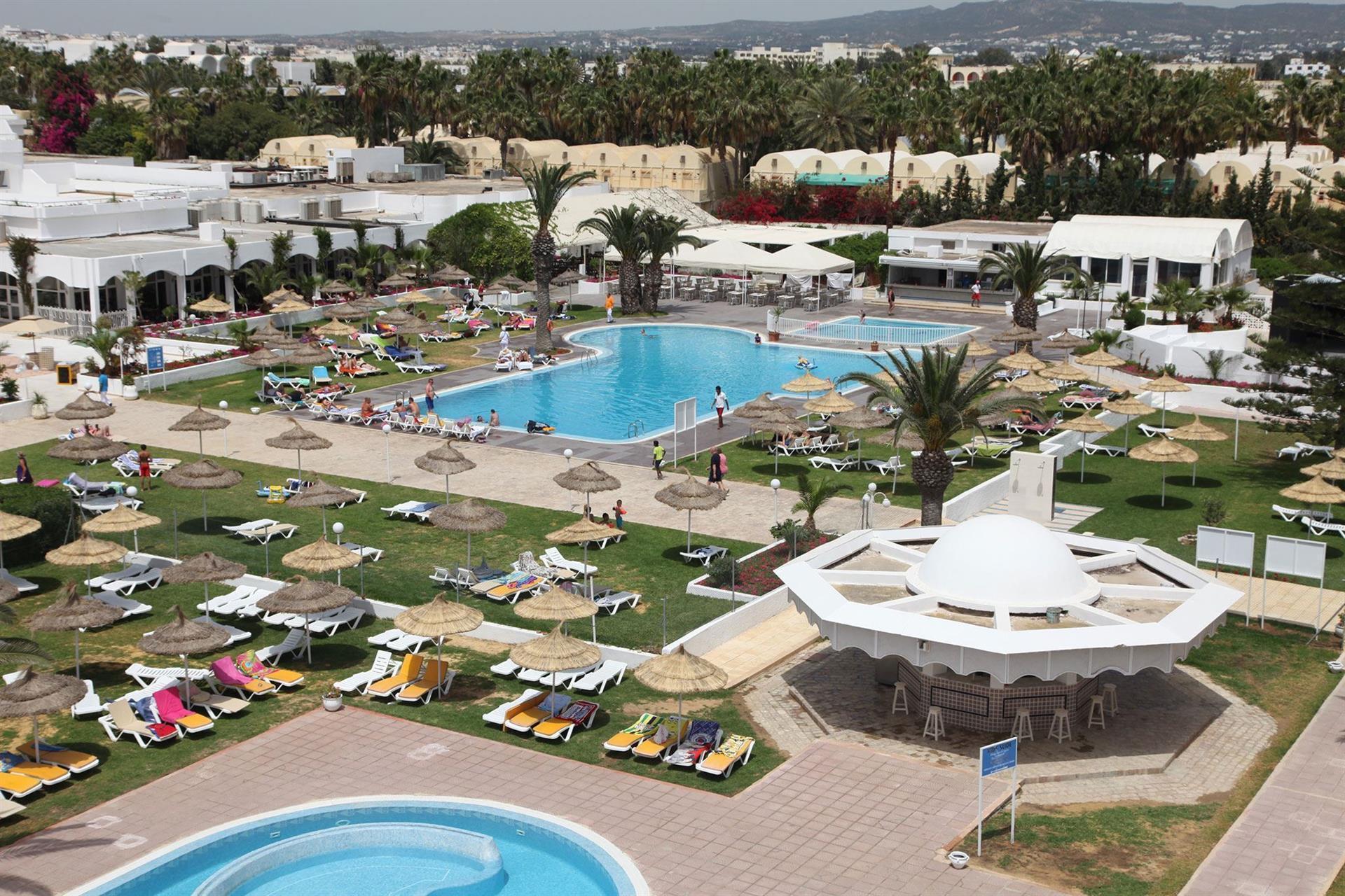 Отель Магик Тунис