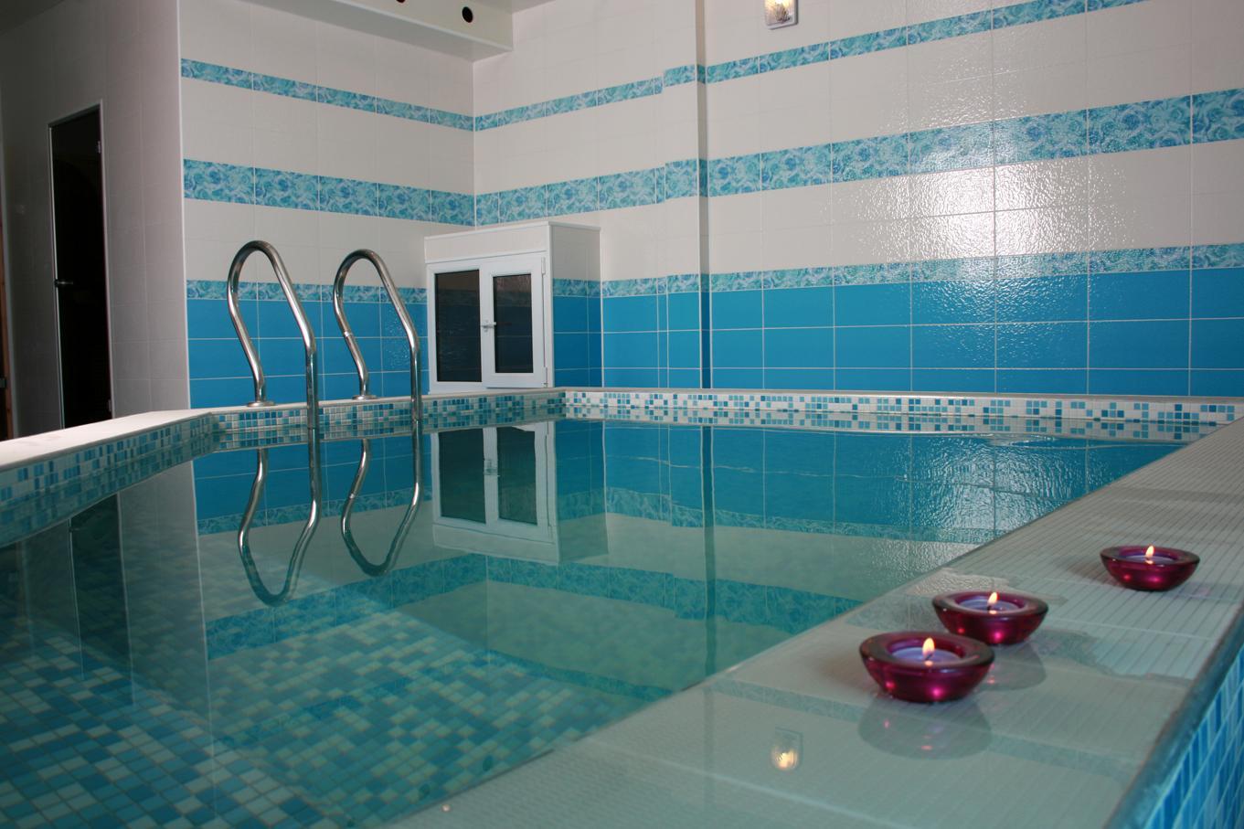 Фото бассейна в Райской гавани