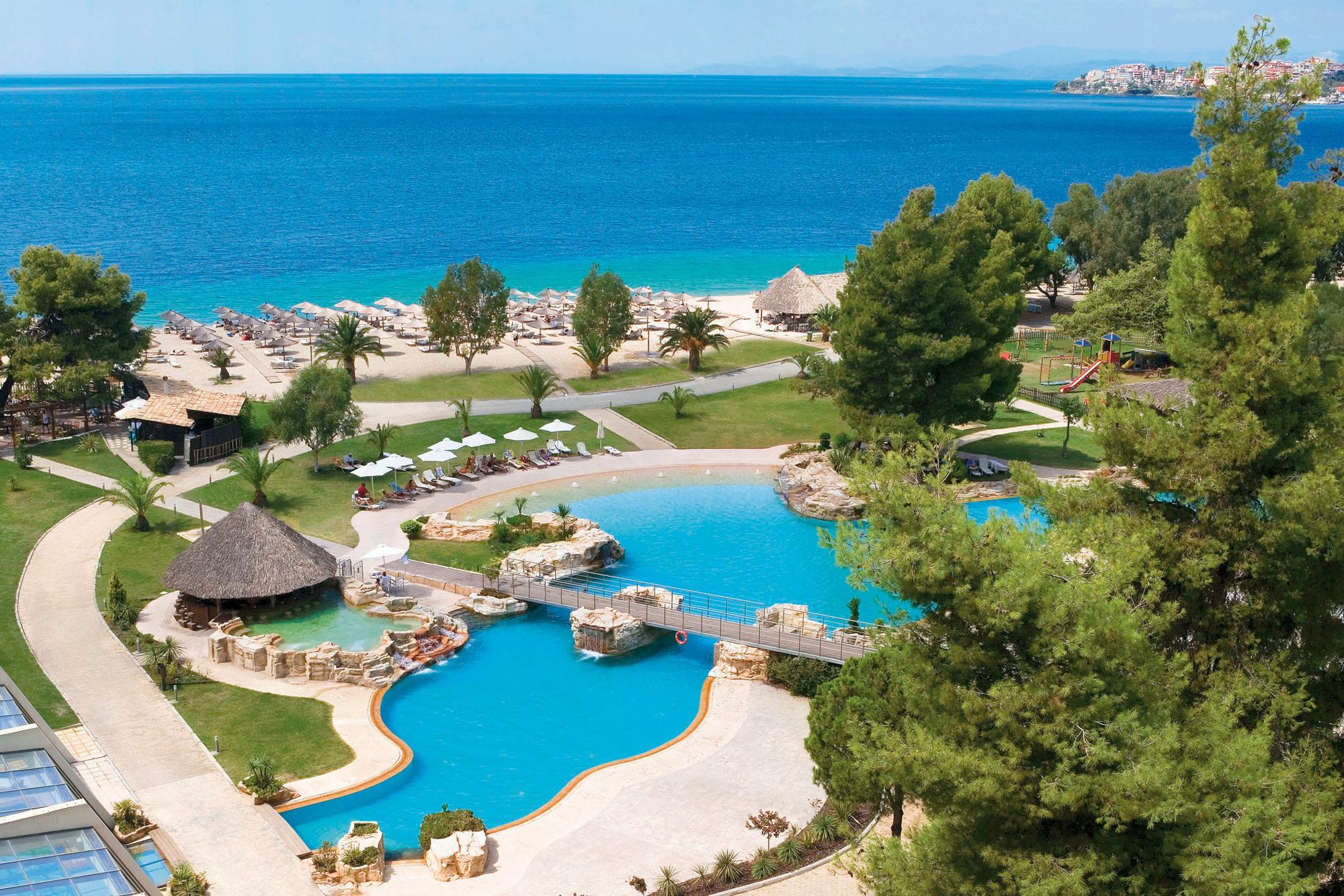 Фото отеля в Халкидии