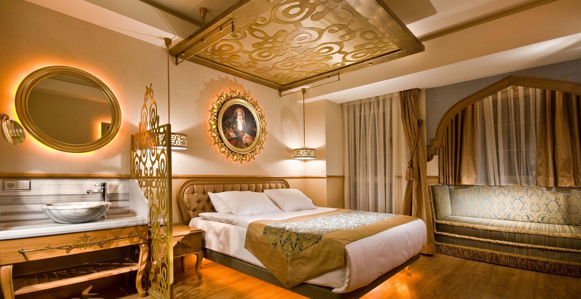 Фото номера в отеле Sultania