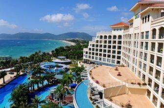 Фото отеля на острове