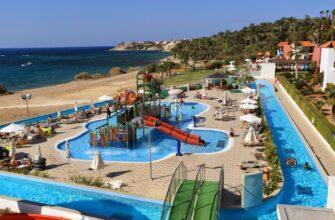 Фото отеля для семей с детьми на Кипре