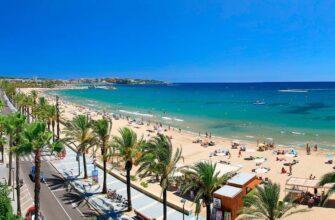 Фото Салоу в Испании