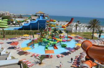 Фото отеля в Тунисе