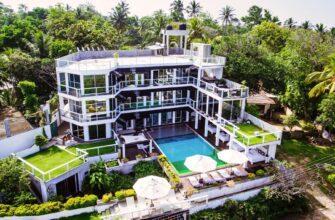 Фото отелей на Шри-Ланке