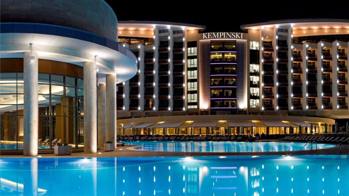 Отель Кемпински