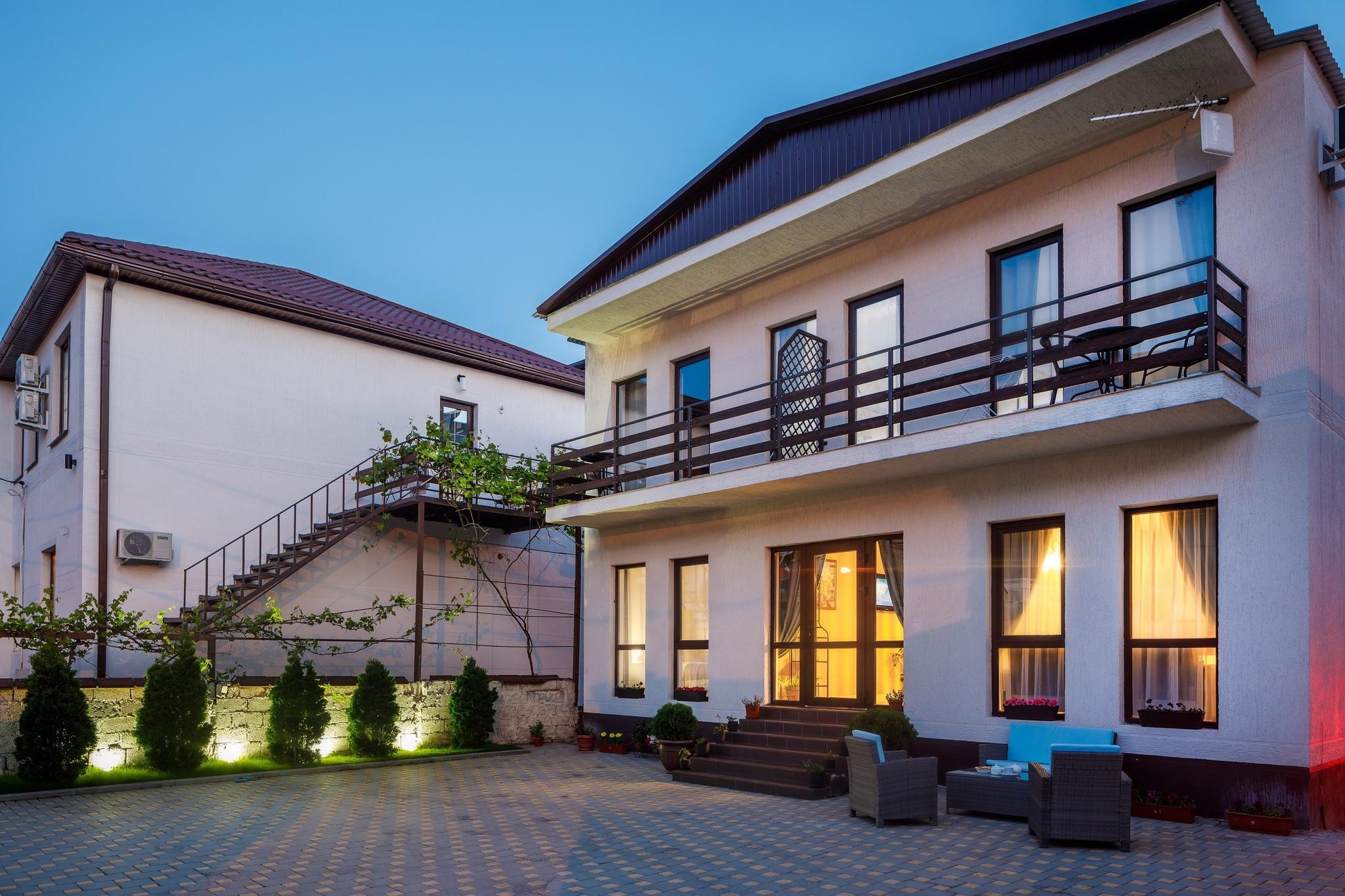Отель Роза