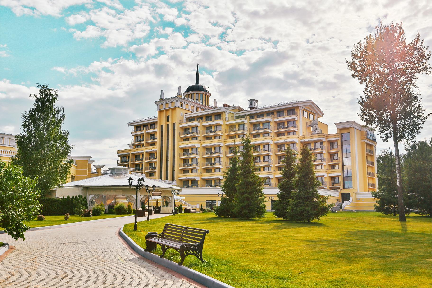 Отель и СПА для детей