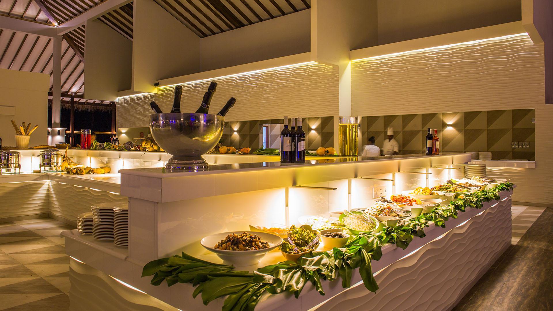 Фото ресторана в отеле Cocoon Maldives