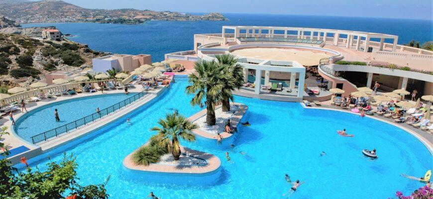 Фото отеля на Крите